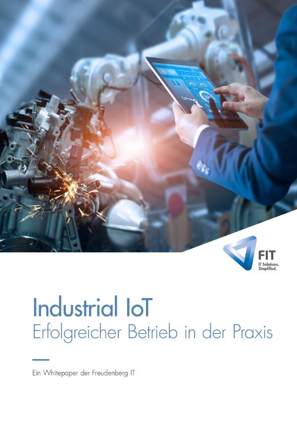 Industrial IoT im erfolgreichen Praxiseinsatz