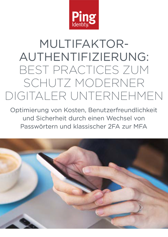 Best Practices für Multi-Faktor-Authentifizierung