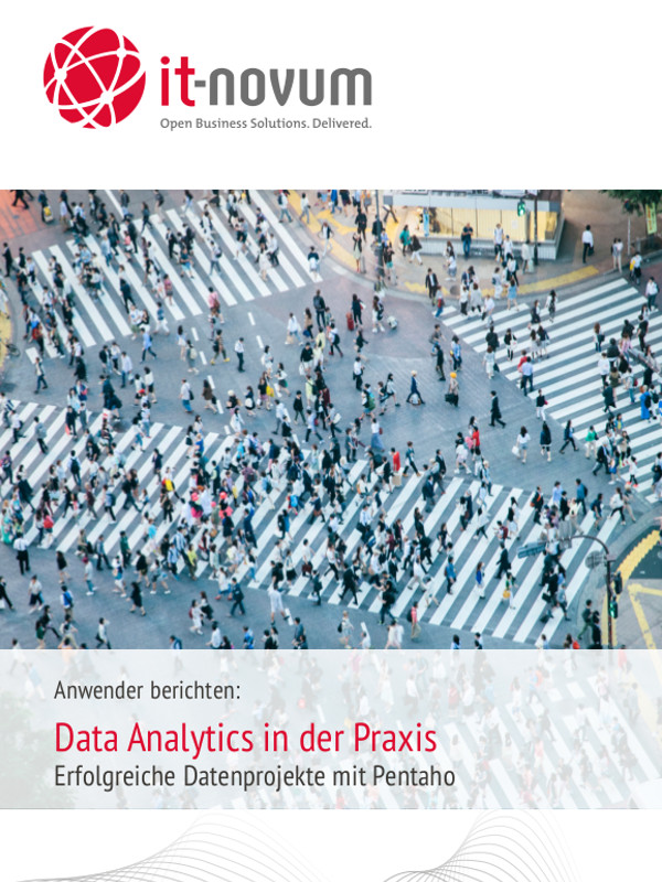 Data Analytics-Projekte mit Vorbildfunktion