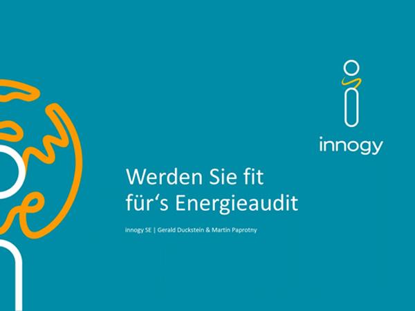 Fitness-Programm für's Energie-Audit