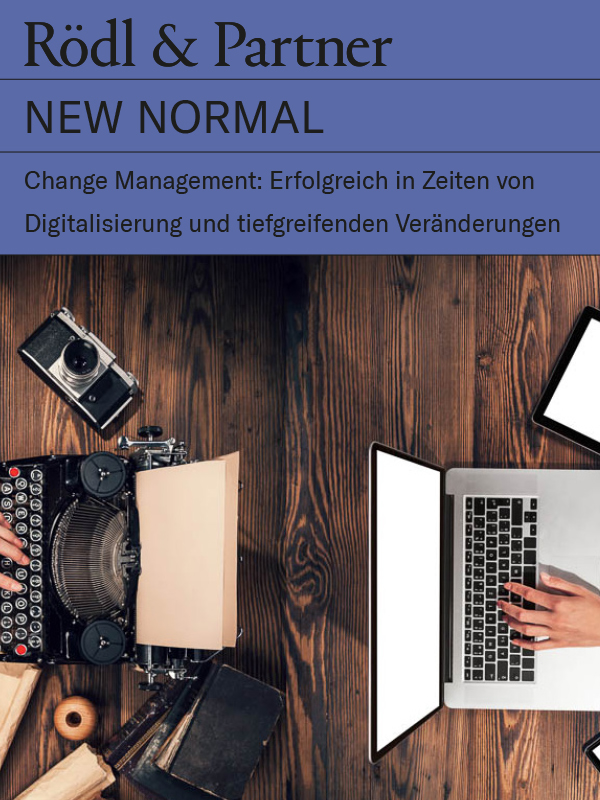 The New Normal: Whitepaper Change Management