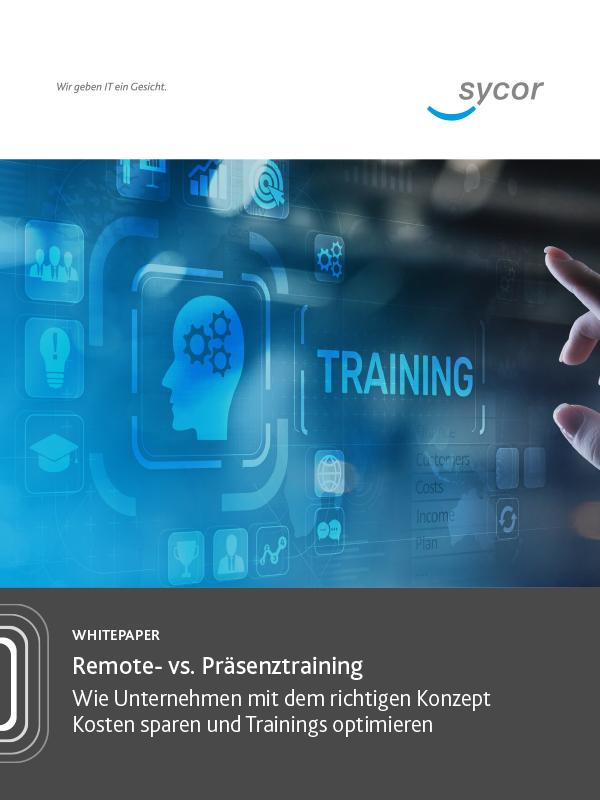 Remote- versus Präsenz-Training: Wege zum Erfolgskonzept