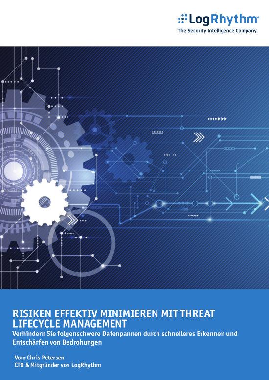 Threat Lifecycle Management für die Abwehr von Cyber-Angriffen