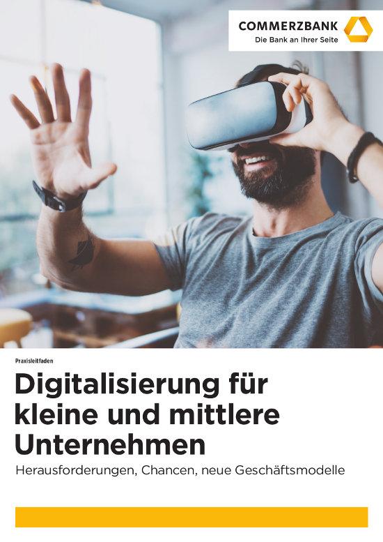 Wie KMU sich mit der Digitalisierung neue Chancen eröffnen