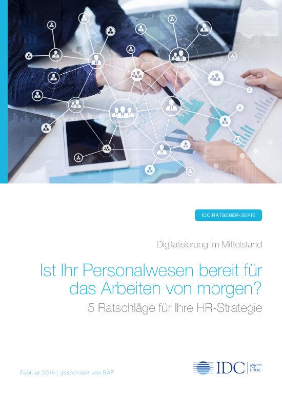 Human Ressource-Strategien für den digitalisierten Mittelstand